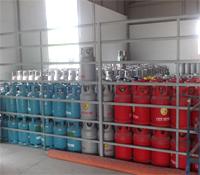 Hạ chuẩn doanh nghiệp gas