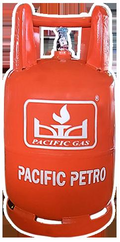 PACIFIC PETRO (Bình Cam) Loại 12kg
